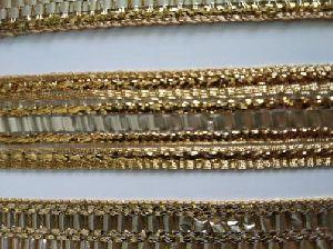 Golden Border Suit Laces 06