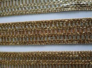 Golden Border Suit Laces 07