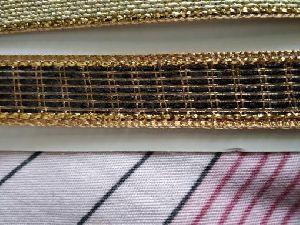 Golden Border Suit Laces 08