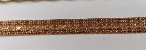 Golden Border Suit Laces 09