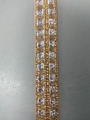 Golden China Saree Laces 06