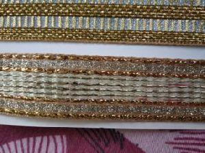 Golden China Saree Laces 08