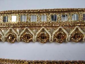 Golden China Saree Laces 13