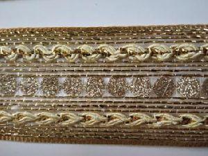Golden China Saree Laces 14
