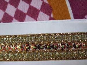 Golden China Saree Laces 15