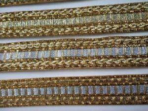 Golden China Saree Laces 17