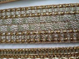 Golden China Saree Laces 18