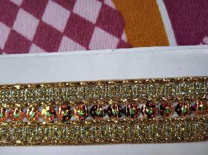 Golden China Suit Laces 01