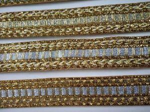 Golden China Suit Laces 02