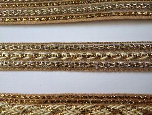 Golden Saree Lace 01