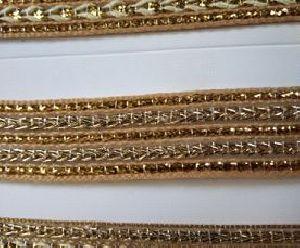 Golden Saree Lace 02