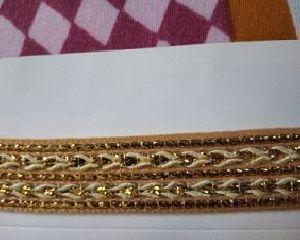 Golden Saree Lace 03