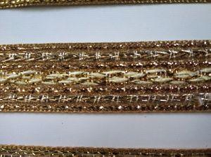 Golden Saree Lace 04