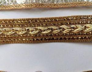 Golden Saree Lace 05