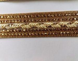 Golden Saree Lace 06