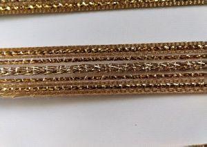 Golden Saree Lace 07
