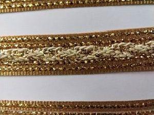 Golden Saree Lace 08