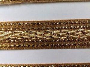 Golden Saree Lace 09