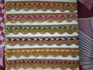 Lehenga Choli Laces 04
