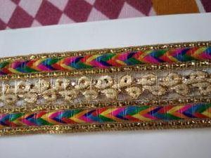 Lehenga Choli Laces 06