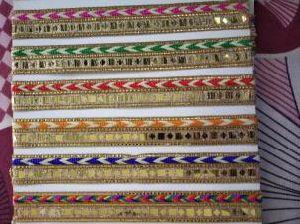 Lehenga Choli Laces 08
