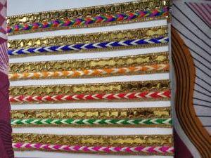 Lehenga Choli Laces 09
