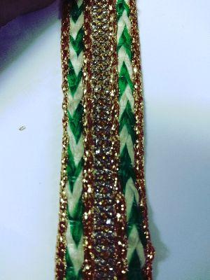 Multi Saree Border Laces 02