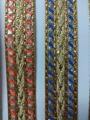 Multi Saree Border Laces 04