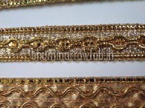 Designer Zari Suit Laces