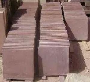 Mandana Red Sandstone slabs 01
