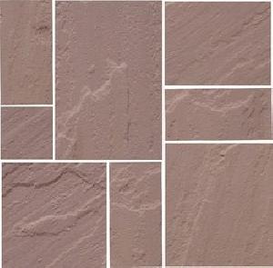 Mandana Red Sandstone slabs 02