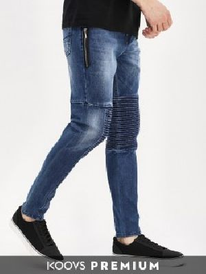 Mens Polo Fit Jeans