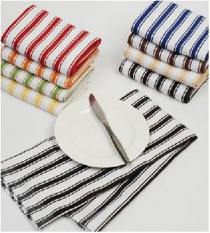 Printed Dish Cleaning Cloth