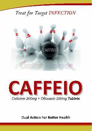 Caffeio Tablets