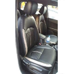 Leather Black Car Seat Covers