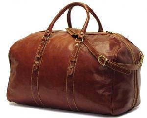 Luggage Bag Tan