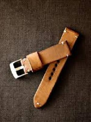 Watch Strap Brown