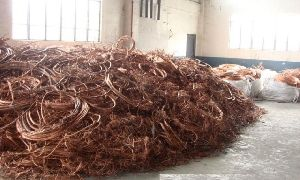 Copper Wire Scrap 04