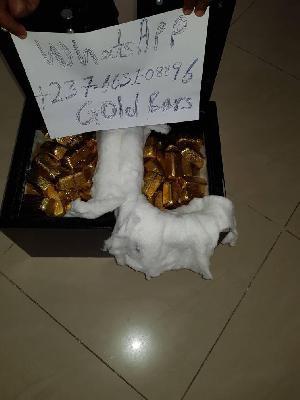 Gold Bars 04