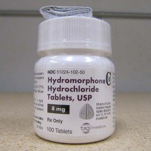 Hydromorphone Hydrochloride Tablets