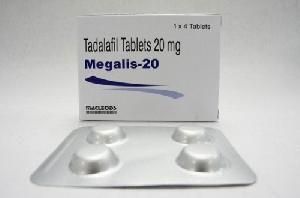 Megalis 20