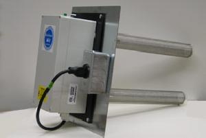 Bi Polar Ionization System
