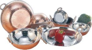 KW-03 Copper Utensil Set