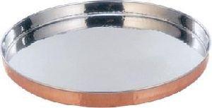 KW-11 Copper Thali