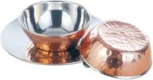 KW-28 Copper Serving Bowl