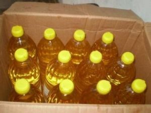 Crude Safflower Oil