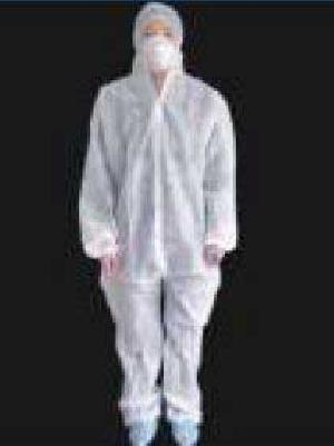 Disposable Antistatic Nonwoven Garment