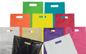 HM HDPE Plain D Cut Bags