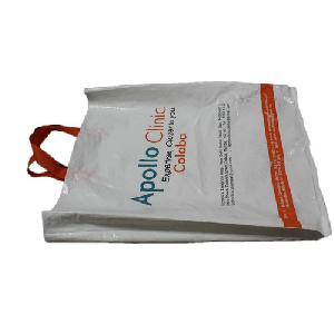 LDPE Loop Handle Bags