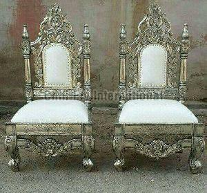 Antique Rajasthani Style Silver Patra